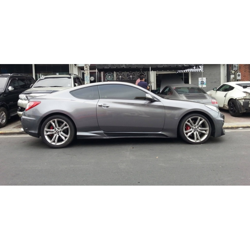 M s carart type a body kit genesis coupe