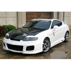 hyundai tiburon tuscani coupe body kits tuscanicustoms com customize your korean chargespeed body kit gk