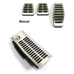 Aluminum Pedal Set
