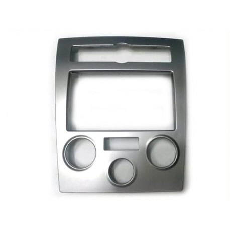 Center Fascia without LCD Display