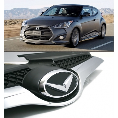 Eagle Emblems Veloster