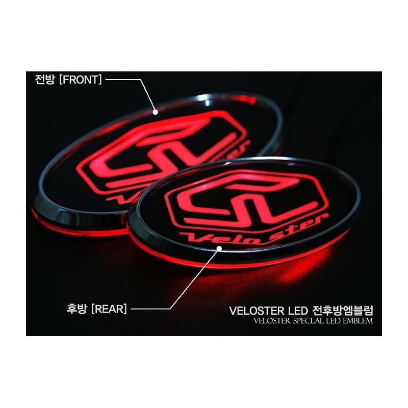 Veloster 2-way Led Emblem