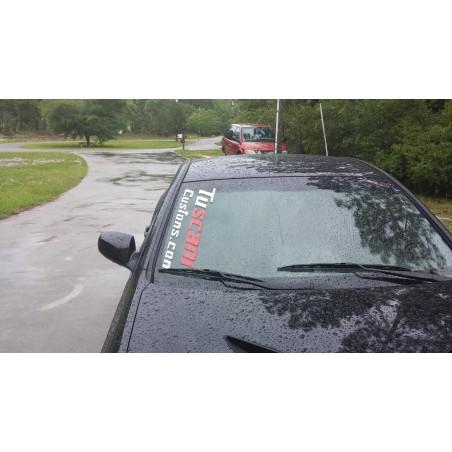 TuscaniCustoms Windshield Sticker