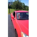 TuscaniCustoms Windshield Sticker