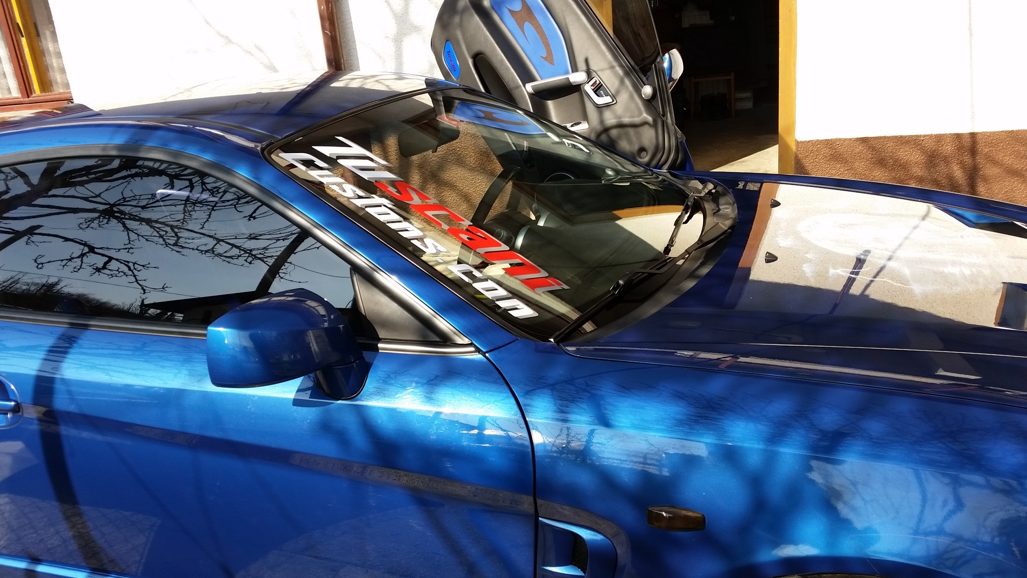 Ins2 Borkum Wandattoo Car Sticker Island 10 cm