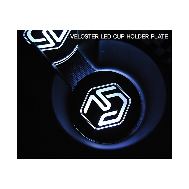 Console Cup Holder Plates Ver. 2 veloster