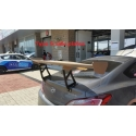 Aero Peak GT Wing BK