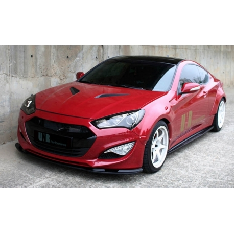 2013 Hyundai Genesis Coupe 3 8 Body Kit