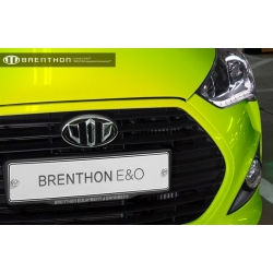 Brenthon Badge Set