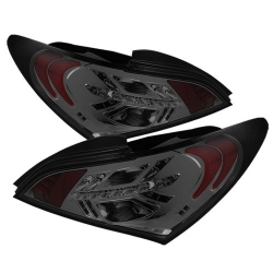 Spyder Auto LED Taillights (Smoked)