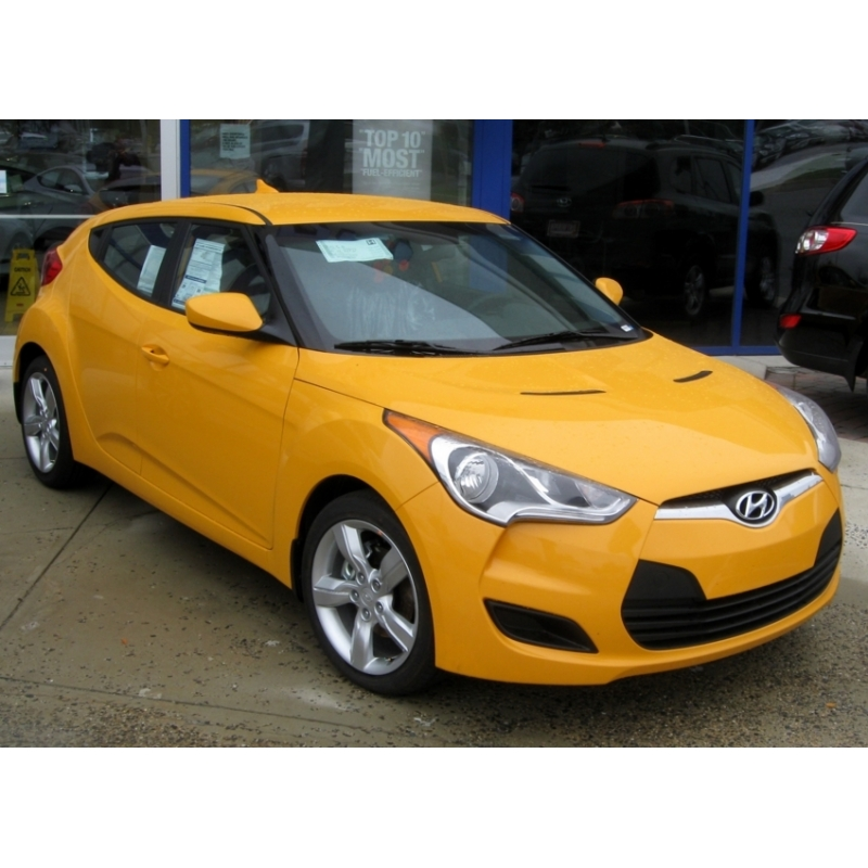 Oem Front Grill Veloster
