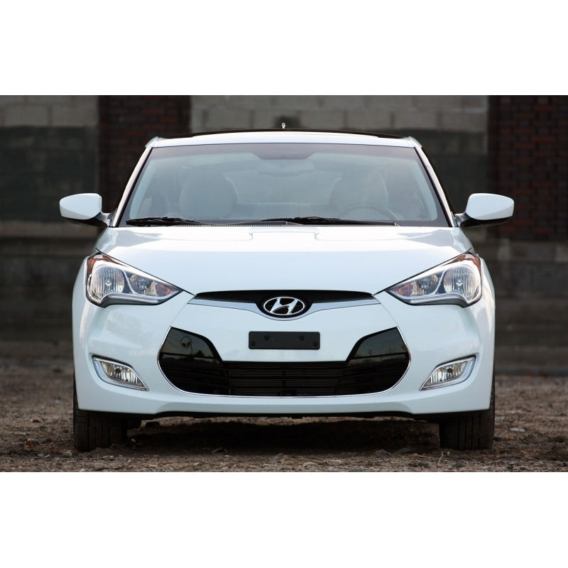 Used Hyundai Veloster Turbo Nc: OEM Front Grill Veloster