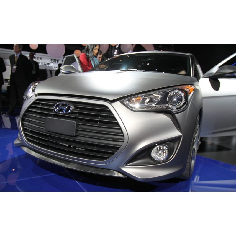 Mobis Front Grill Veloster