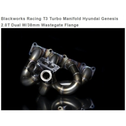Blackworks T3 Turbo Manifold