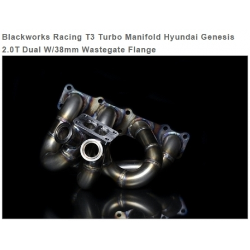 Blackworks T3 Turbo Manifold