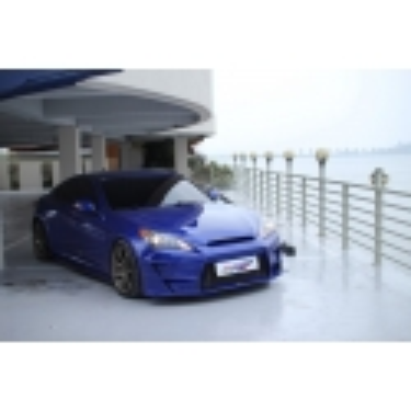Aero Peak Front Bumper
