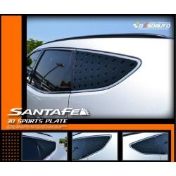 3D Window Sports Plates