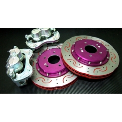 TST Premium Front Big Brake Kit 12,6""