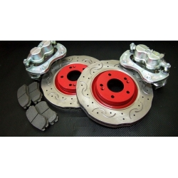 TST Front Big Brake Kit 12,6""