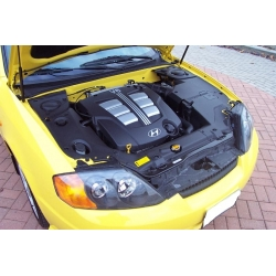Engine Bay Plastic Covers