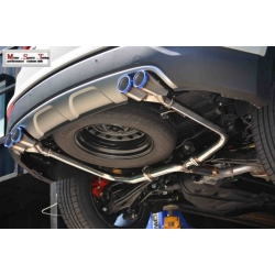 Ajun Axle Back Exhaust