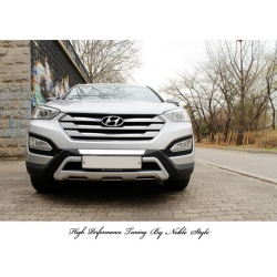 Noble Style Front Bumper Guard