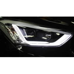 3D Led Style- Halogen / Genuine HID Headlights