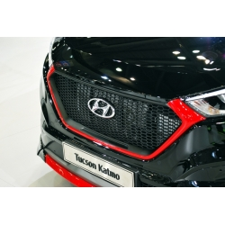 M&S TL Front Grill