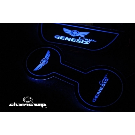 Changeup Cupholder LED Plate