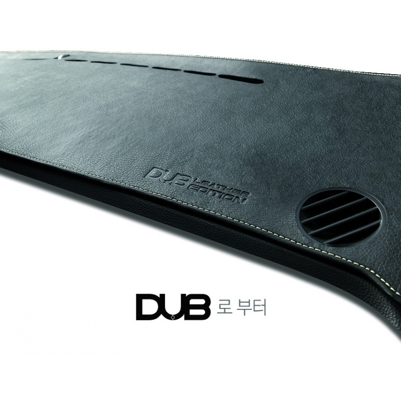 Dub Edition Leather Dashboard Cover Genesis Coupe