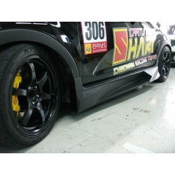 C - Factory A - Side Skirts