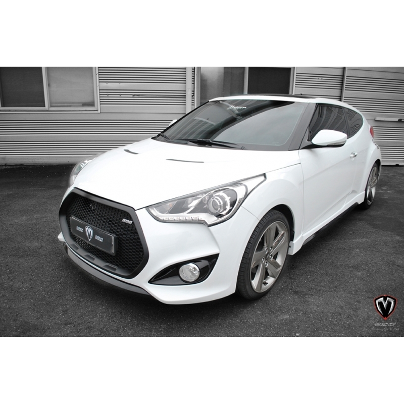 M Amp S Turbo Front Grill Veloster