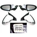 Side Folding LED Mirrors