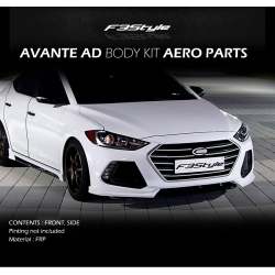 F3Style AD Lip Kit