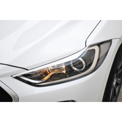 M&S Headlight Eyelids