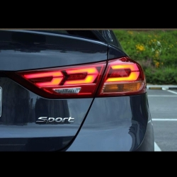Mobis OEM LED Tail Lights