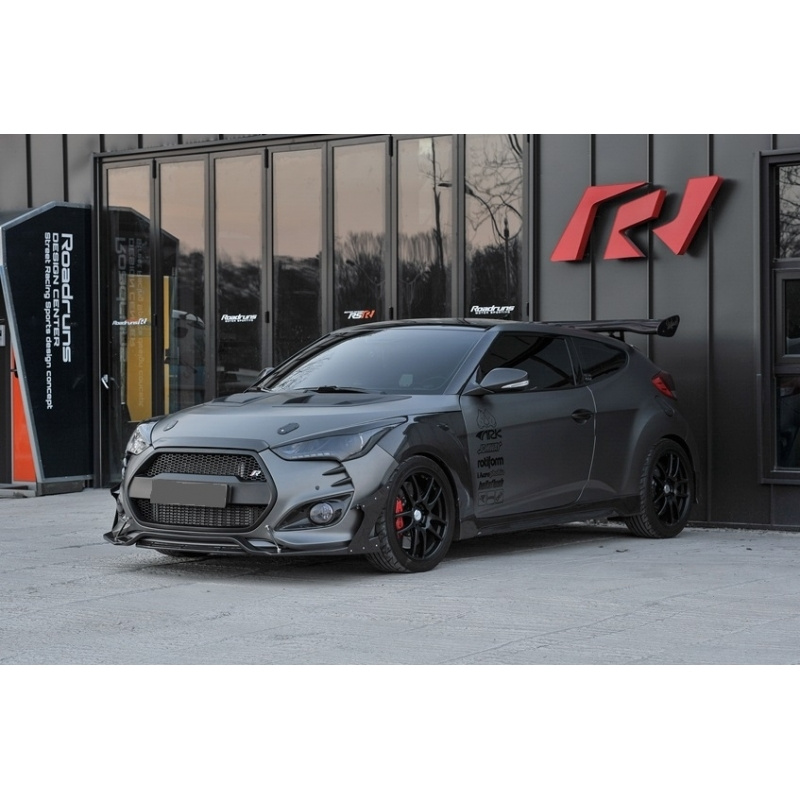 Roadruns Turbo Grill Veloster