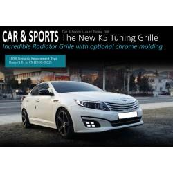 K5 Car&Sports Radiator Grill