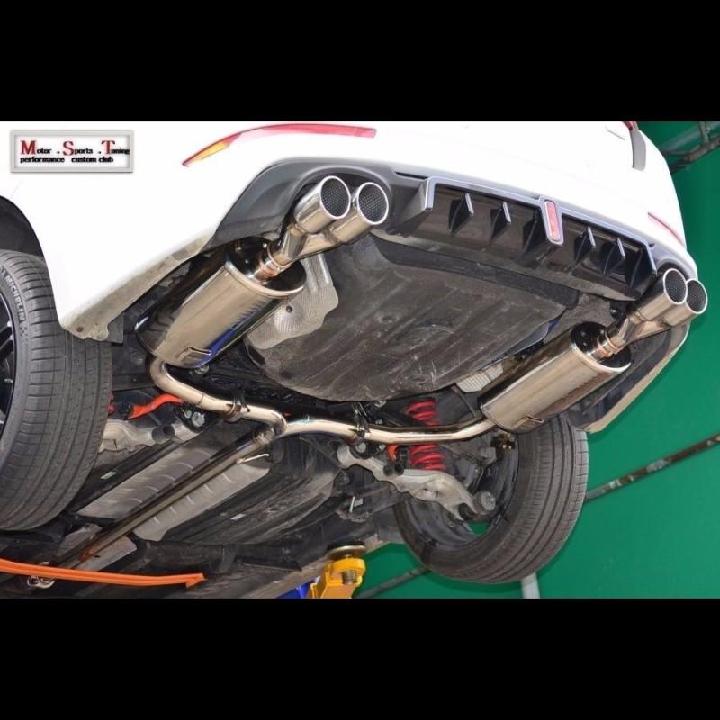 Ajun Gditgdi Twin Catback System: KIA Optima Cat Back Exhaust At Woreks.co