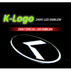 Sense Light 2-way K Emblems
