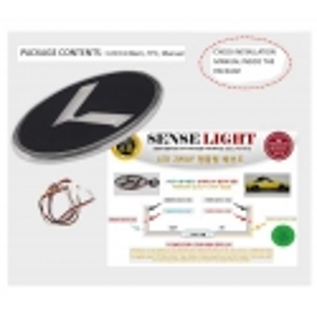 Sense Light 2-way K Emblems