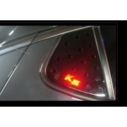 Newdeal LED C pillar Plates