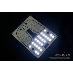 Dxsoauto Courtesy Led Modules