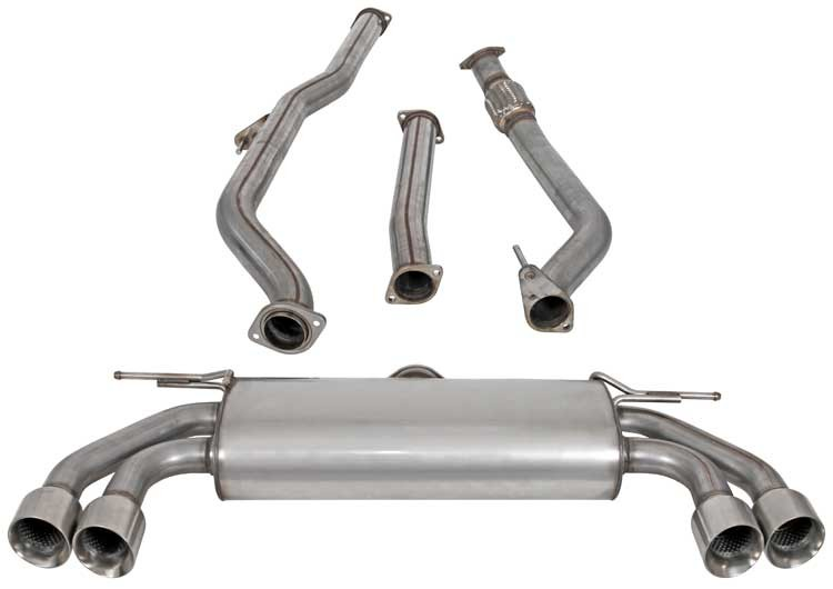 OBX Dump Pipe Fits 2010-2014 Hyundai Genesis Coupe 2.0L Turbo