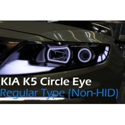 Led&Car Angel Eye Rings (non HID type)