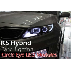 Led&Car Angel Eye Rings (hybrid type)