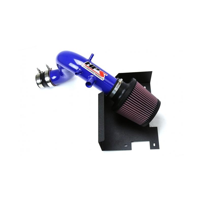 Polish K/&N Filter for 10-13 Kia Forte 2.0 HPS SRI Short Ram Air Intake