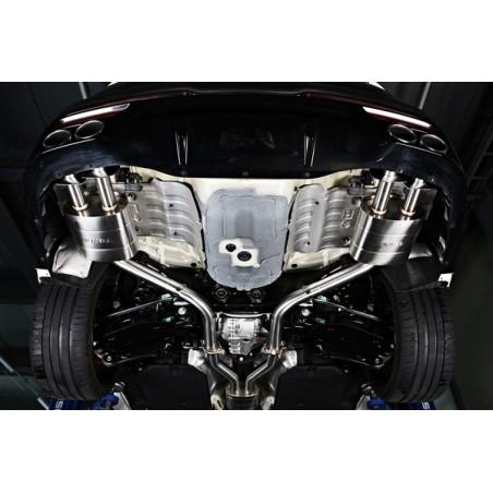Jun Bl 3.3T-GDi Racing Catback Exhaust