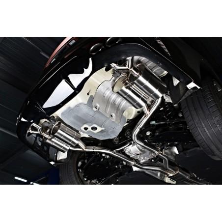 Jun Bl 3.3T-GDi GT Catback Exhaust