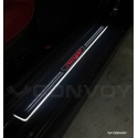Convoy Moving LED Door Scuffs